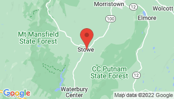 Map of Stowe